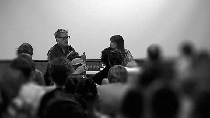 В «Новой Голландии» покажут фильмы Бориса Гройса
