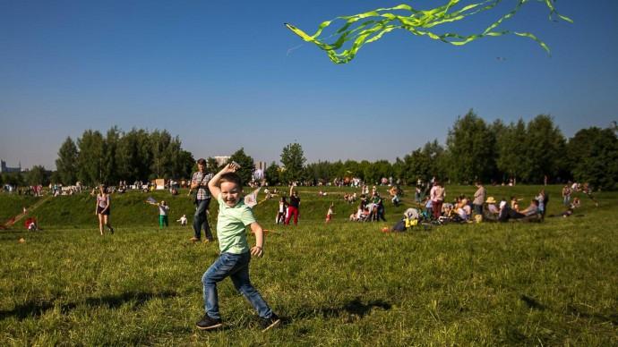 В Перовском парке отметят День семьи, любви и верности