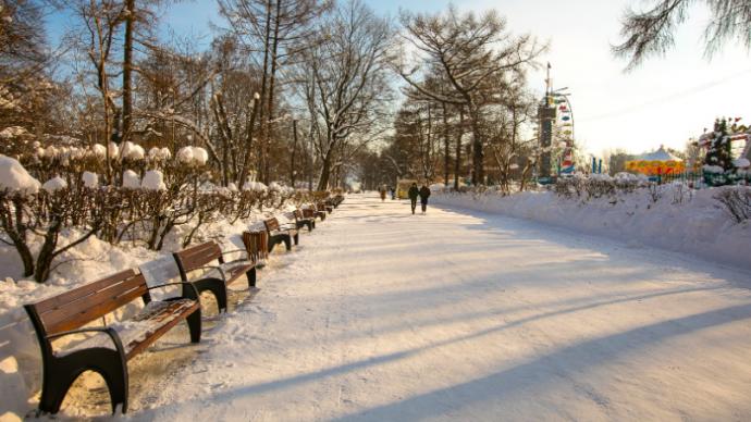 Четверг может стать самым холодным днем этой зимы