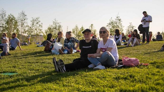Мэрия рассказала о планах московских парков на лето