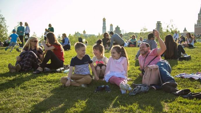 В Лианозовском парке расскажут о принципах счастливой семьи