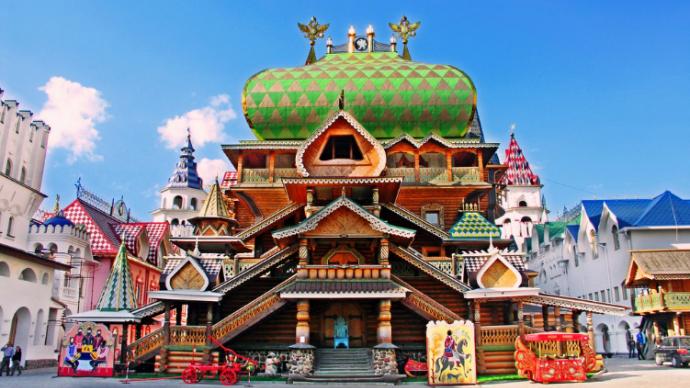В Измайловском Кремле пройдет выставка авторских кукол