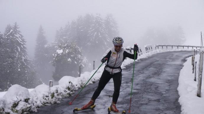 Лыжный сезон в Парке Олимпийской деревни подходит к концу