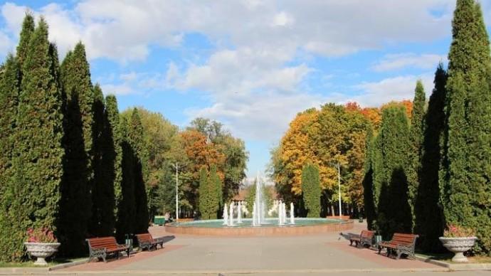 Центральный парк Тулы признан лучшим открытым парком развлечений в стране