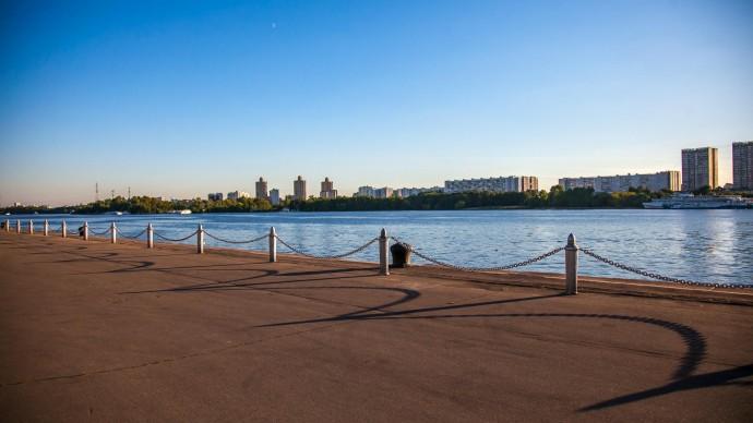 В парке Северного речного вокзала обустроят ручей по модели Канала имени Москвы