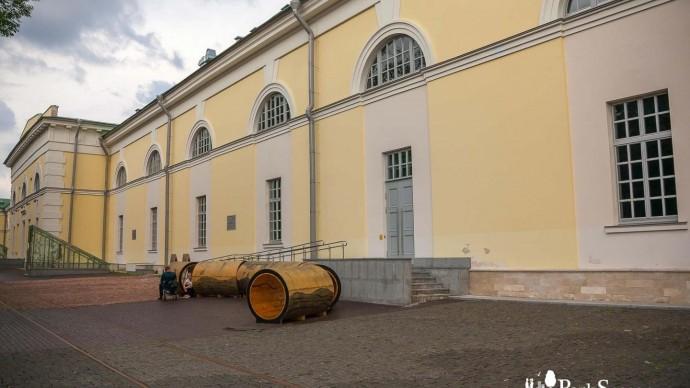 Экскурсии по выставкам «Бумажные истории» и «EXTENSION.AM: Географический опыт»
