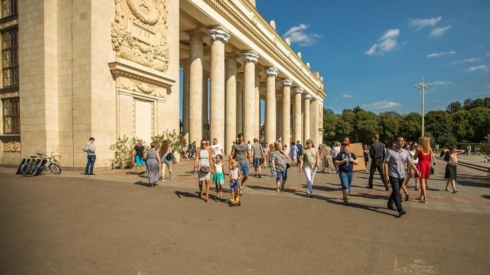 Парк Горького проведет бесплатные экскурсии ко Дню народного единства