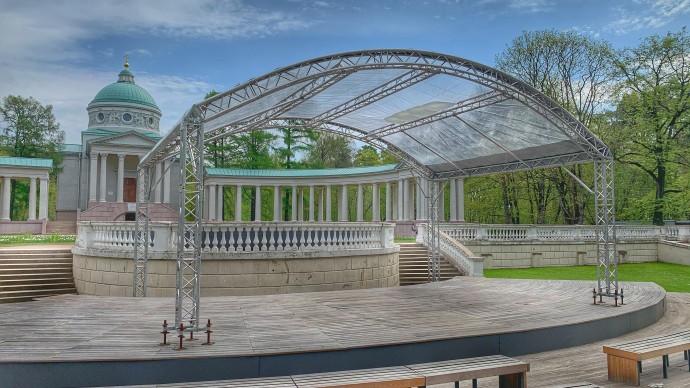 В «Архангельском» пройдет цикл концертов под открытым небом