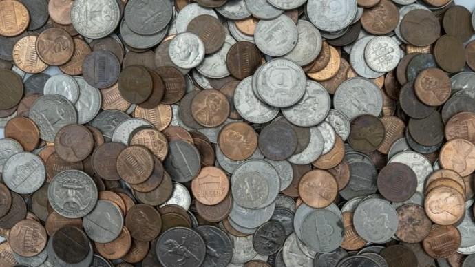В Москве нашли клад размером миллион рублей