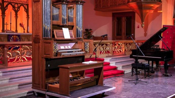 26 августа в усадьбе Державина сыграют на органе