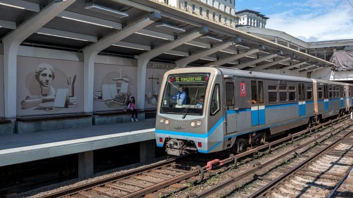 22 и 23 июня участок Филевской линии закроется на ремонт