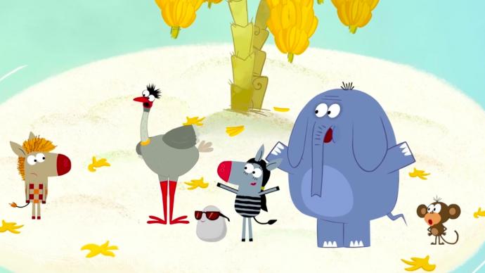 «Союзмультфильм» приглашает на онлайн-марафон авторских короткометражек