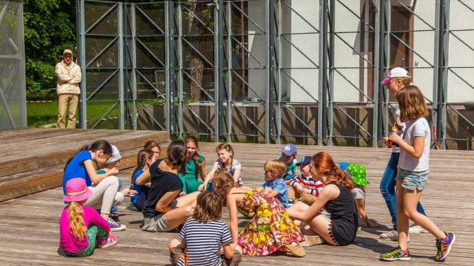 Бесплатные занятия в Детском творческом центре Летнего Пионера