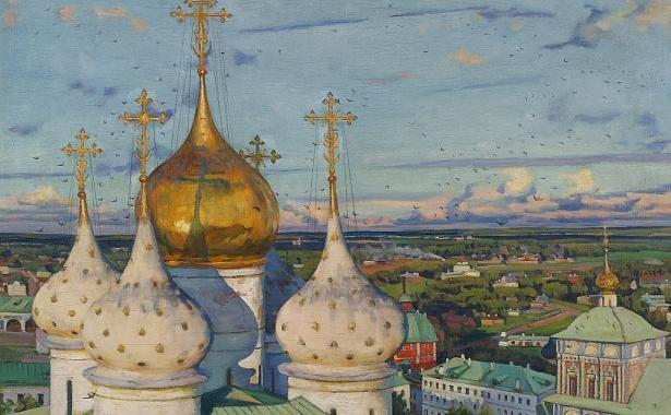 Выставка «Изображая Россию. Пейзажная живопись из собрания Третьяковской галереи»