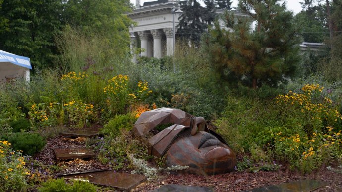 Фестиваль ландшафтного дизайна «Сады и люди»