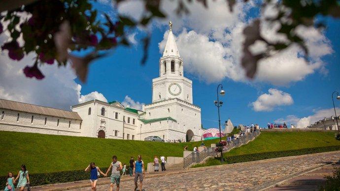 В Казани отметят День города