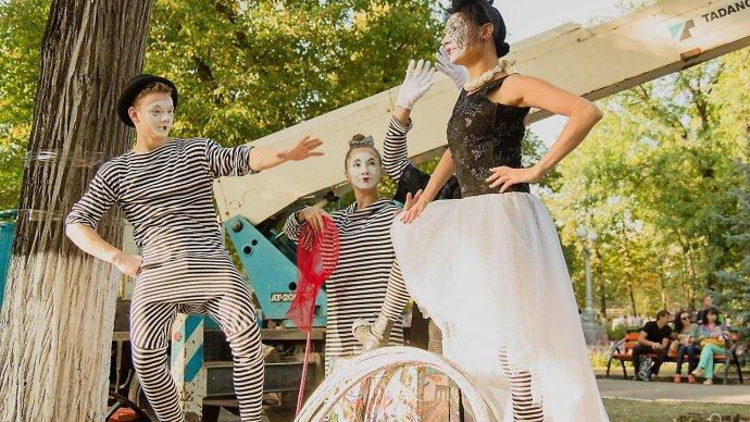 В парке Гагарина пройдет фестиваль уличного искусства