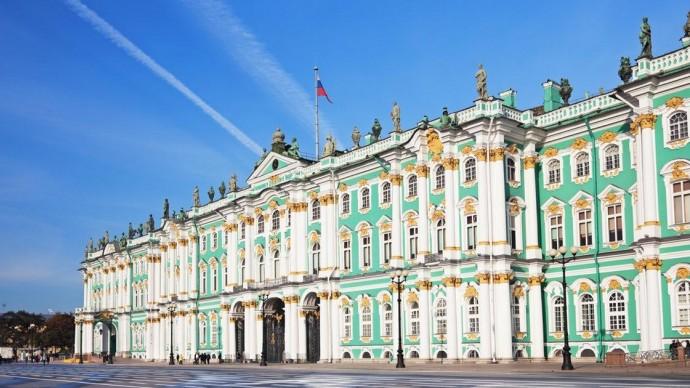 Петербургский Эрмитаж вошел в десятку самых посещаемых музеев мира