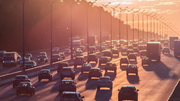 ЦОДД назвал самый загруженный день на дорогах Москвы и Подмосковья