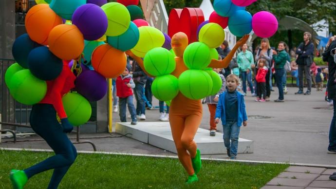 Фестиваль циркового искусства на Цветном бульваре
