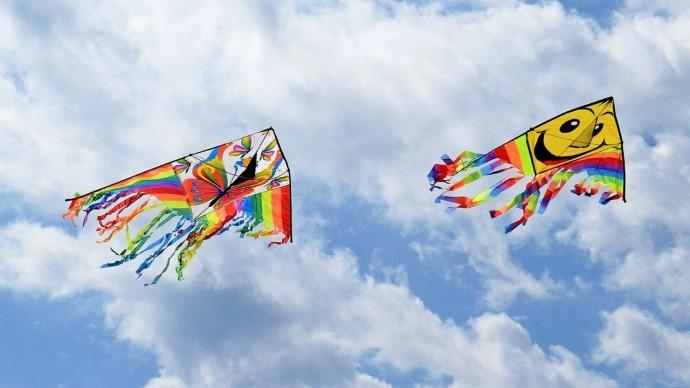 Праздник летающих змеев состоится в Санкт-Петеребурге