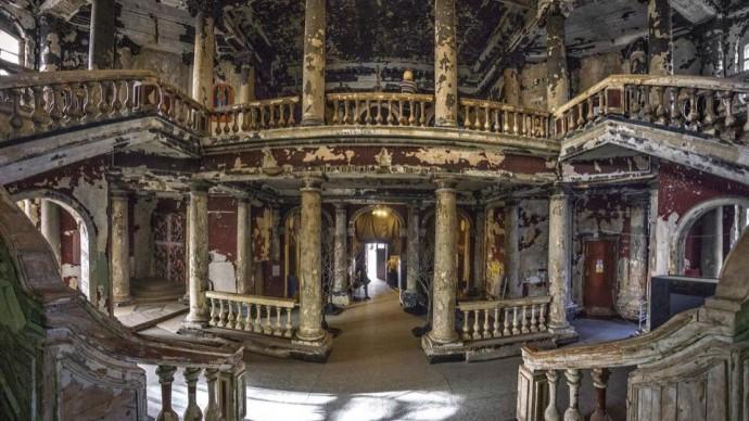 Проект реставрации Анненкирхе представят в мае