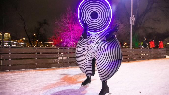 Футуристический фестиваль «Рождественская разбериха» пройдет на «Флаконе»