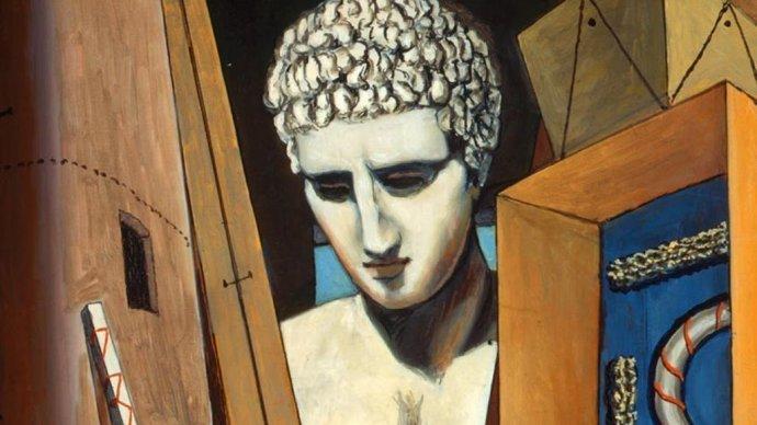 Выставка Джорджо де Кирико