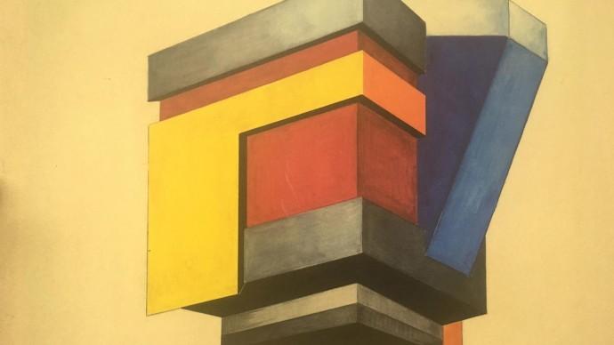 Выставка «ВХУТЕМАС 100. Школа авангарда» в Музее Москвы