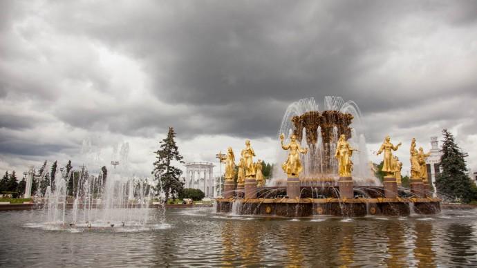 Фонтан «Дружба народов» ожидает масштабная реставрация