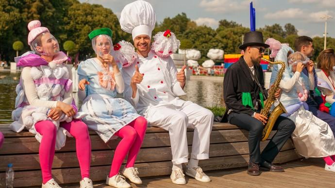 Парки Москвы станут главными площадками празднования Дня города