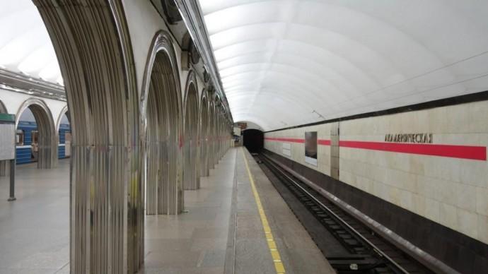 Станция метро «Академическая» в Санкт-Петербурге откроется в июле