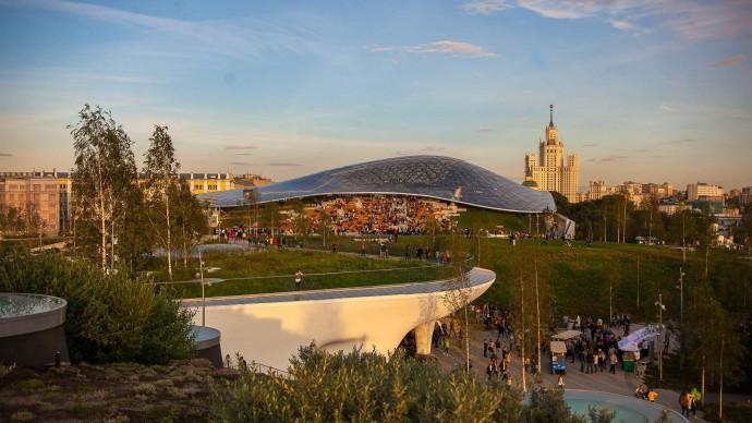 Московские парки присоединятся к акции «Час Земли»