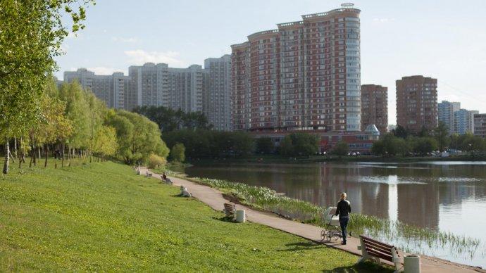 В базе ParkSeason появился парк «Центральный»