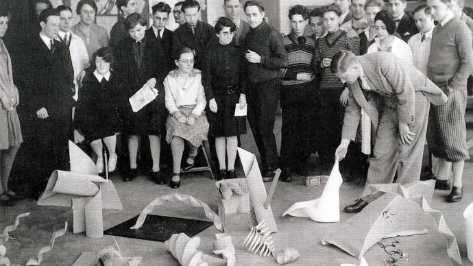 В «Гараже» пройдет выставка о связях Баухауса и СССР