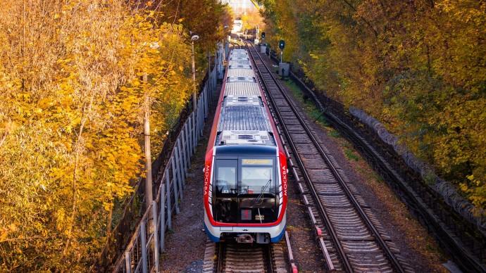 Все поезда на Филевской ветке теперь будут открываться по нажатию кнопки