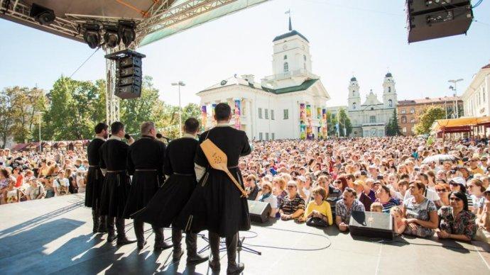 В Верхнем Городе устроят сет грузинских диджеев