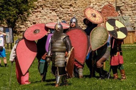 В крепости «Орешек» пройдут средневековые бои