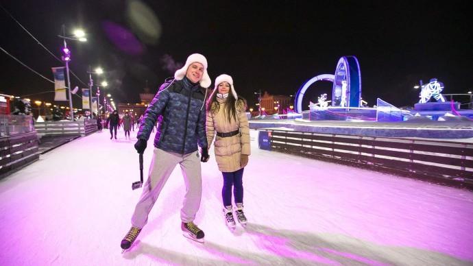 30 ноября ВДНХ откроет зимний сезон