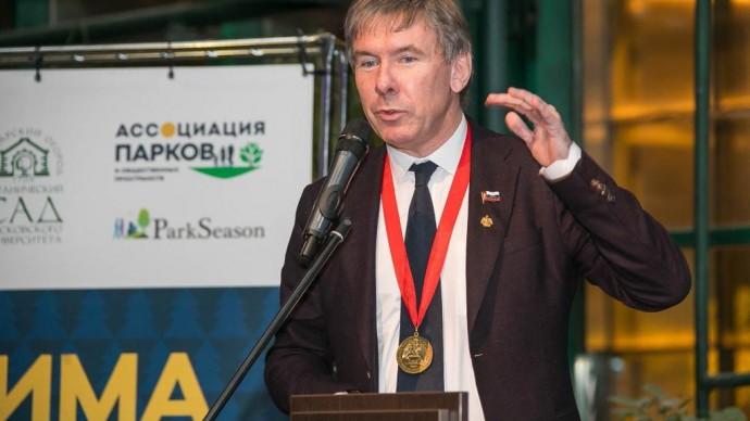 Директор Ботанического сада МГУ Алексей Ретеюм возглавил Совет Ассоциации парков