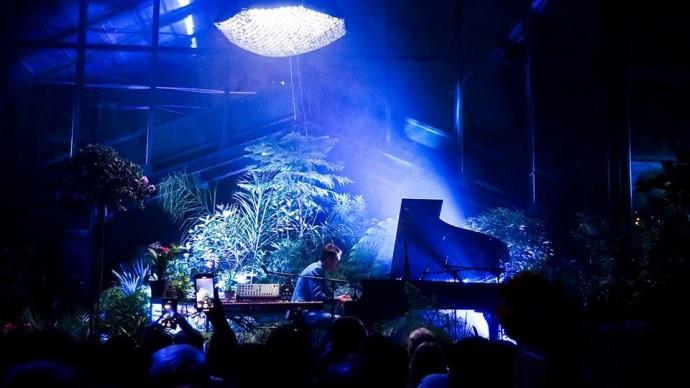 Фестиваль джазовой музыки пройдет в «Аптекарском огороде»