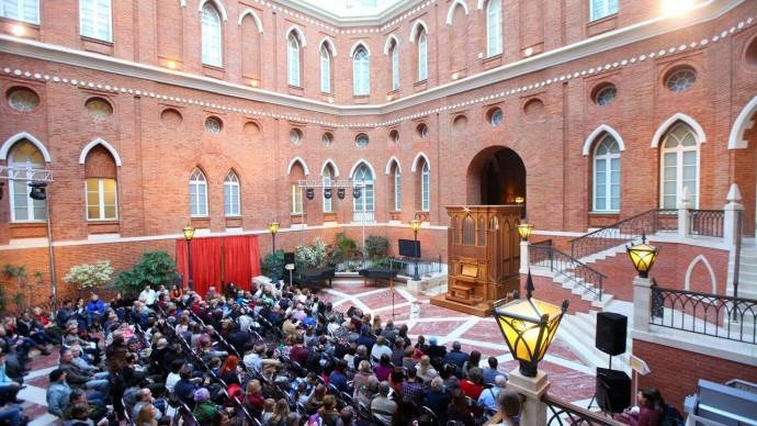 В «Царицыно» устроят концерты классической музыки