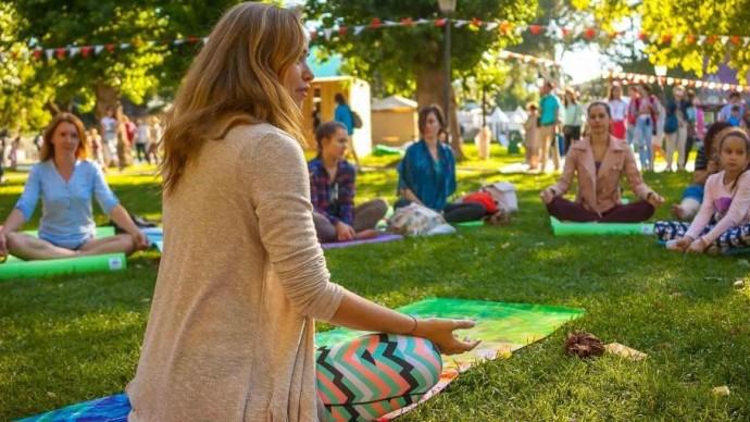 Парки Москвы приглашают на бесплатную медитацию