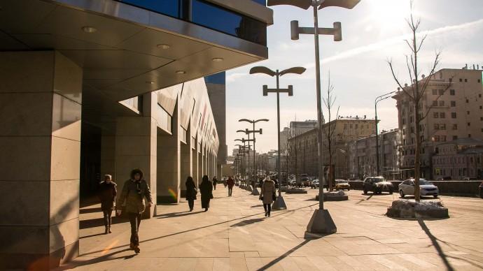 В Москве перекроют центральные улицы на время мотофестиваля