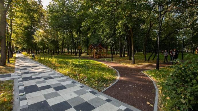 В Покровском-Стрешневе появится новый парк