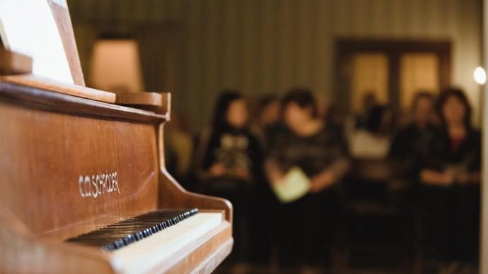 На Елагином острове продолжаются вечера классической музыки