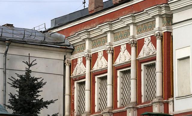 Монетный двор на Никольской улице отреставрируют
