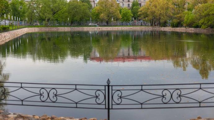 В Москве реконструируют 15 прудов