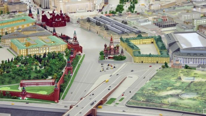 «Макет Москвы» представит светотехническое шоу ко Дню Победы