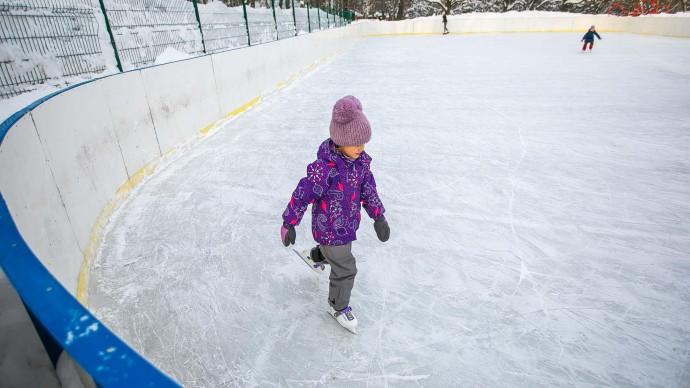 «Лаборатория льда» в «Воронцове» приглашает на «Подвижные игры»